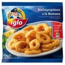 IGLO ΚΑΛΑΜΑΡIA Α LA ROMANA